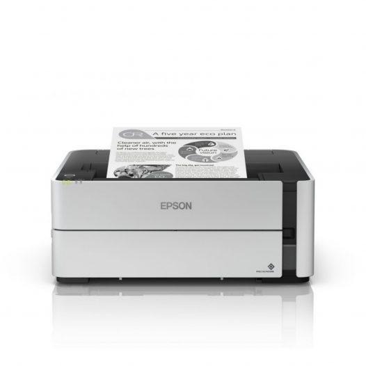 Epson Impresora EcoTank M1180 Compacta Monocromática