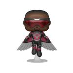 Funko Pop, Marvel Falcon And The Winter Soldier, Falcon