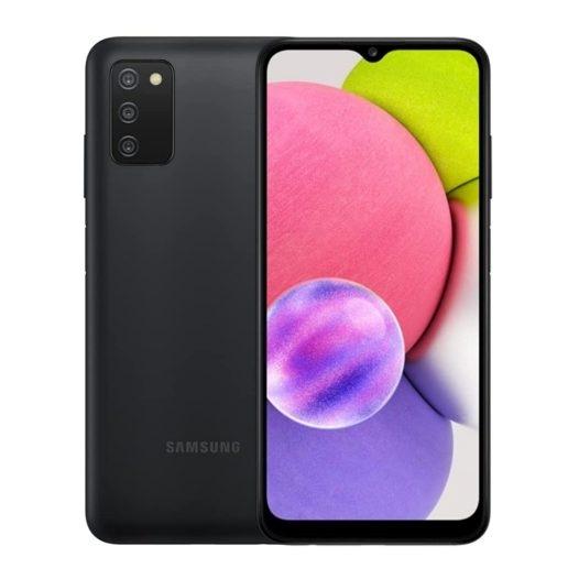 Samsung Galaxy A03s 4GB RAM + 64GB ROM Negro Liberado Dual SIM