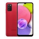 Samsung Galaxy A03s 4GB RAM + 64GB ROM Rojo Liberado Dual SIM