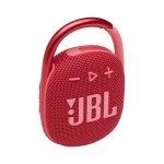 JBL Clip 4 Bocina Bluetooth 5W Rojo