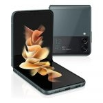 Samsung Galaxy Z Flip 3 5G 8GB RAM + 256GB ROM Verde DualSIM Liberado