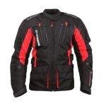 BlackBike Chumpa Touring 4S Negro/Rojo Talla S